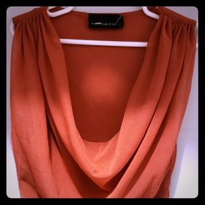 Professional top from The Limited. XS